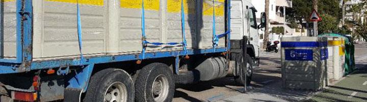 Almuñécar y La Herradura mejoran el servicio del reciclado de residuos con nuevos contenedores