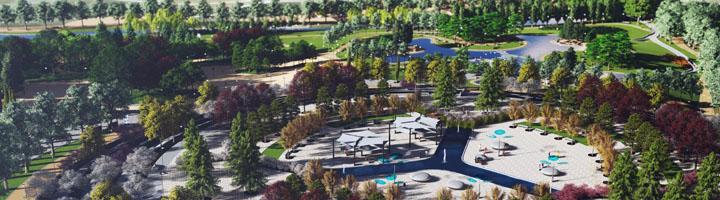 Madrid destinará 25,8 millones de euros en la finalización del parque de la Gavia