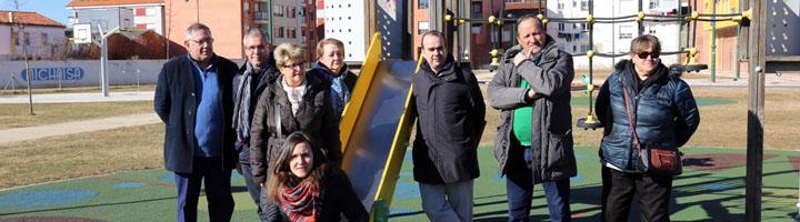 León acondiciona los parques y zonas verdes de las pedanías y periferia de la ciudad