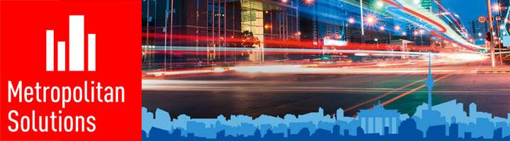 Metropolitan Solutions 2016 - Cumbre del desarrollo urbano internacional
