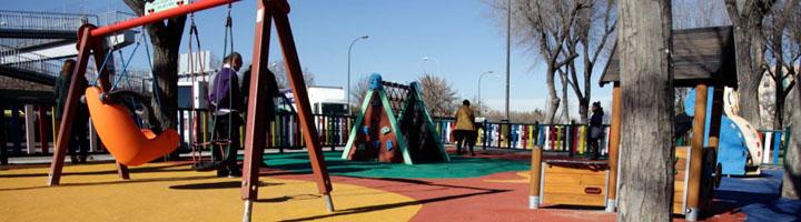 Getafe invierte más de 3.300.000 euros en zonas verdes, pistas deportivas, seguridad y juegos adaptados