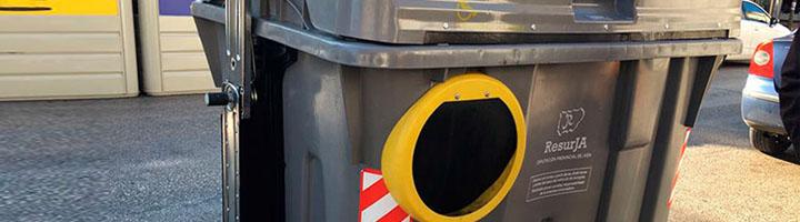 RESURJA instalará 180 contenedores diseñados para el acceso de personas con movilidad reducida en Jaén