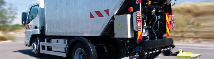 PB environnement presenta su nuevo recolector híbrido en aluminio