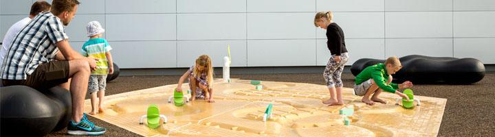 Educación y diversión se combinan en el acuario Den Blå de Copenhague