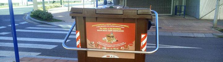Xunta de Galicia destina más de 450.000 euros a la adquisición de 3.000 contenedores de biorresiduos