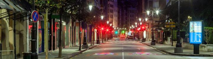Oviedo adjudica la instalación de luminarias LED en el municipio por tres millones de euros