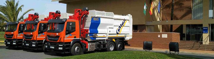 Giahsa renueva e impulsa la recogida de residuos urbanos en los municipios de la Sierra
