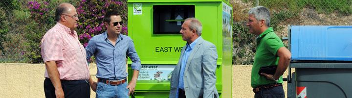 Los 48 municipios del Sector II de Almería han reciclado 100 toneladas de ropa usada en 2014