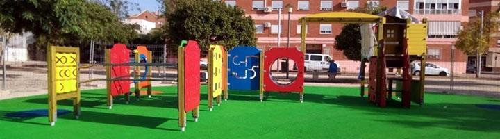 Silla abre al publico el renovado parque de la Bega