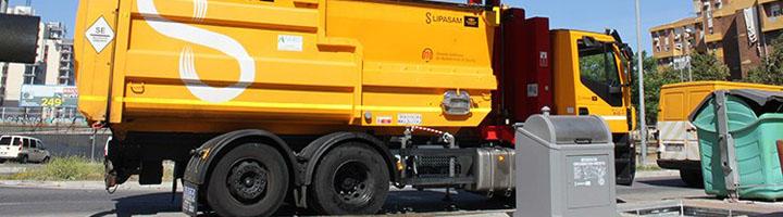Lipasam pone en funcionamiento los nuevos contenedores soterrados del Polígono Sur