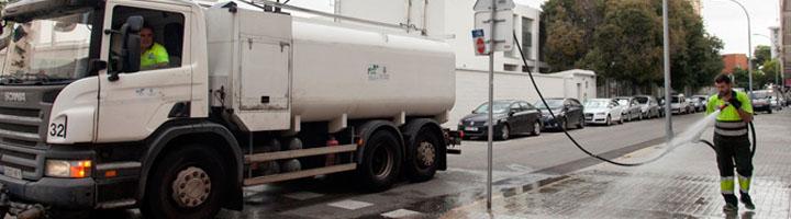 Gandia incrementa la partida destinada a limpieza viaria en un 33%