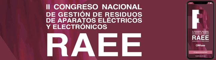Se pone en marcha la APP del Congreso Nacional de Gestión de Residuos de Aparatos Eléctricos y Electrónicos (RAEE)