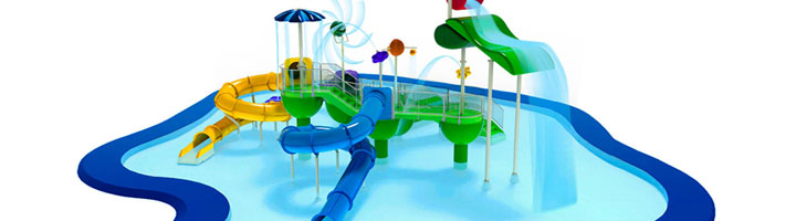 Water Towers, un nuevo concepto de juego acuático de Amusement Logic