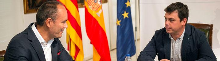 Diputación de Valencia y Avaesen firman un convenio para hacer de los municipios valencianos ciudades inteligentes