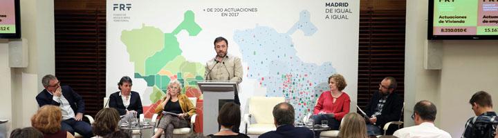 Madrid presenta el Fondo de Reequilibrio Territorial de 2017 que contará con una inversión de 74 millones
