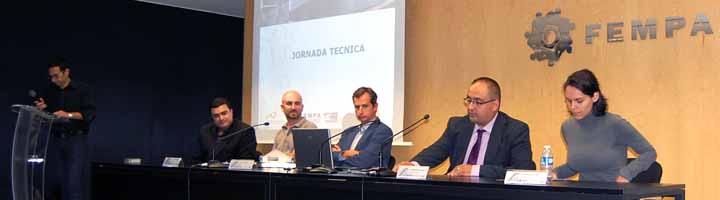 ECOLUM participa en una jornada sobre eficiencia energética en Alicante