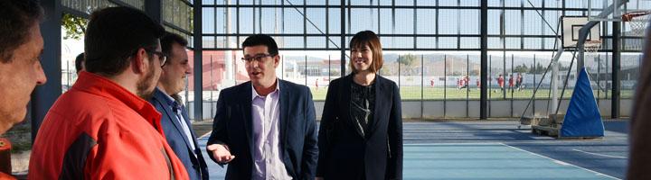 La Diputación de Valencia impulsa la mejora de las instalaciones deportivas de La Safor