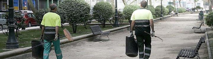 Zaragoza aprueba el expediente de contratación para la conservación de parques y jardines