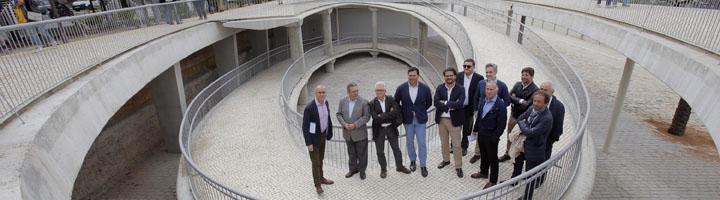 Concluyen las obras del Centro Integral de Atención al Visitante de Marqués de Contadero y la reordenación del Paseo Colón de Sevilla