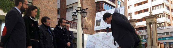Contenedores soterrados, nuevo arbolado, mejor iluminación y mayor accesibilidad para algunas calles de Lorca