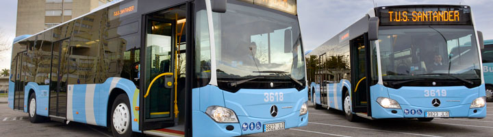 Santander adjudica el suministro de los nuevos autobuses híbridos que ampliarán la flota del TUS