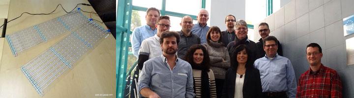 Desarrollo de nuevas luminarias inteligentes y eficientes, Proyecto LASSIE-FP7