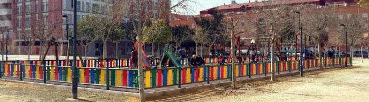 Murcia reformará por completo el jardín José Antonio Camacho en Ronda Sur