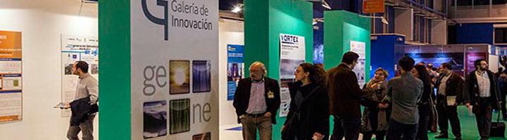 La Galería de Innovación de GENERA 2017 destaca  14 proyectos de vanguardia en materia de renovables y eficiencia