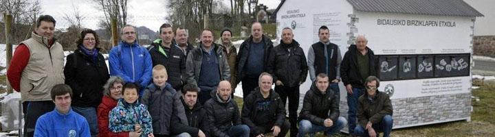 La Mancomunidad de Bidausi instala nuevos puntos limpios para la recogida de residuos especiales y peligrosos
