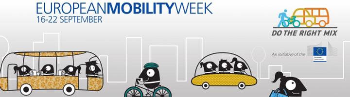 Más de 300 municipios españoles se suman a la Semana Europea de la Movilidad 2015