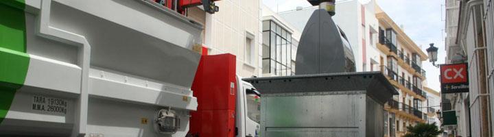 Chiclana cuenta con nuevos contenedores soterrados en las calles Lugo, Ayala y plaza de Santo Cristo