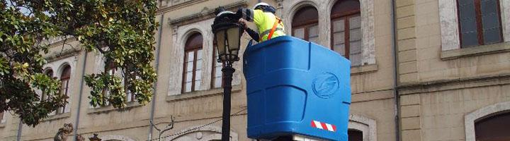 El nuevo contrato de alumbrado público de Logroño apuesta por la prevención para mejorar la eficiencia energética