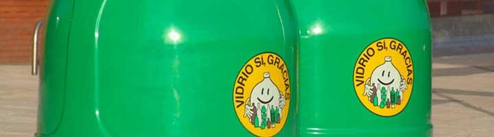 El Consorcio Provincial de Residuos de Palencia y Ecovidrio firman un convenio de colaboración para el reciclado de envases de vidrio