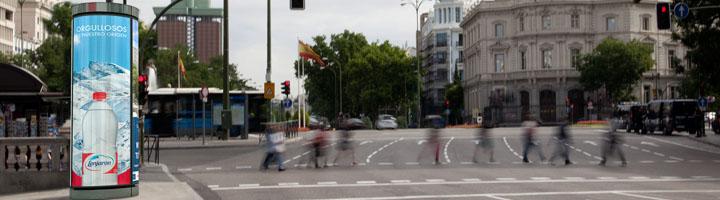 Madrid estrenará en verano nuevo mobiliario urbano
