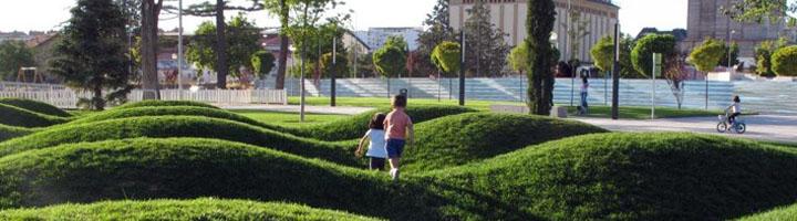 Huesca ha aprobado la contratación del mantenimiento de la red semafórica, limpieza de zonas verdes y seguridad
