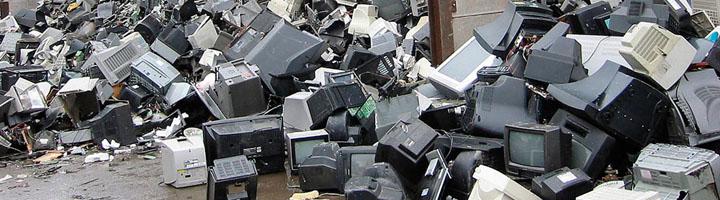 Cortegana firma el convenio marco para el reciclaje de residuos de aparatos eléctricos y electrónicos