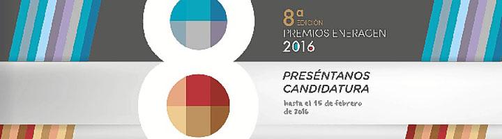 EnerAgen convoca la VIII Edición de los Premios Nacionales de Energía