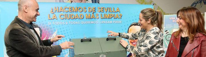Sevilla amplía la implantación de la recogida de biorresiduos y la red de ecopuntos