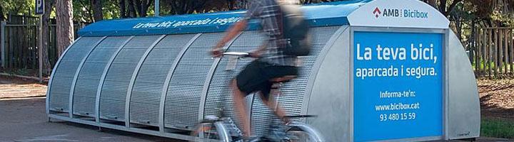 El servicio Bicibox de Barcelona se sigue expandiendo y ya llega a 19 municipios