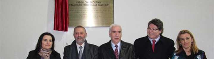 Albox (Almería) estrena nuevo pabellón polideportivo