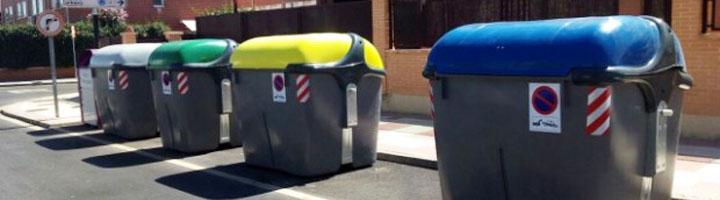 Guadalajara está llevando a cabo la sustitución de los contenedores de carga lateral