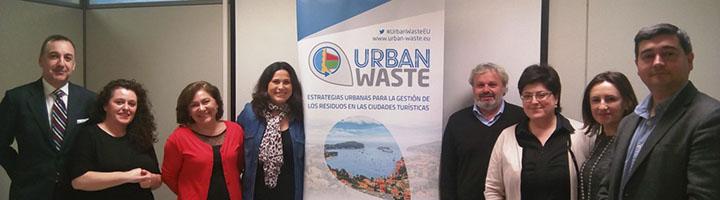 Santander recoge ideas entre agentes turísticos y gestores de residuos para el proyecto Urban-Waste