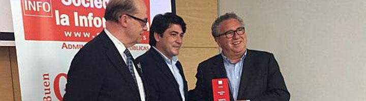 El Ayuntamiento de Molina de Segura recibe el premio 'Smart Cities 2015' por su trayectoria
