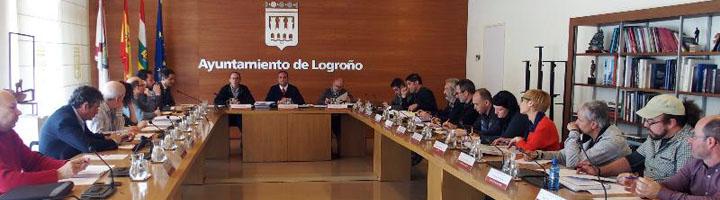 La Comisión del Plan de Movilidad Urbana de Logroño marca nuevos objetivos que mejorarán la fluidez del trafico