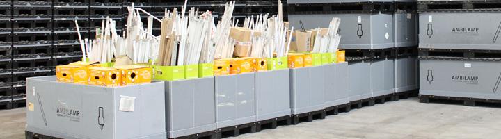 AFME y AMBILAMP ponen en marcha un sistema propio de recogida y reciclaje de residuos de aparatos eléctricos y electrónicos