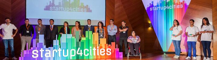 Un proyecto de geolocalización de plazas de aparcamiento para personas con discapacidad gana startup4cities 2014