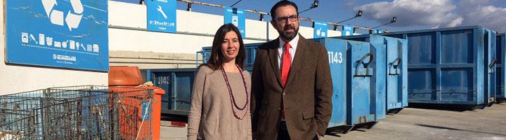 EMAYA abre el Punto Verde de Son Castelló a las empresas de los polígonos industriales de Son Castelló y Can Valero