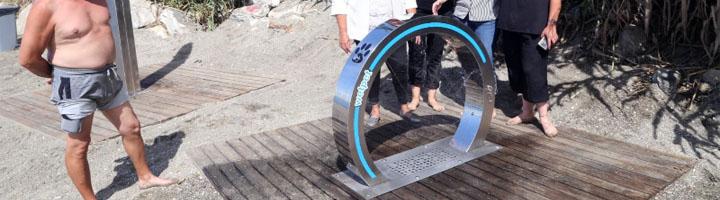 Tajo de la Soga se convertirá en Benalcan, la primera playa para perros de Benalmádena