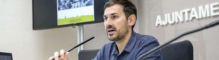 Valencia instalará alumbrado eficiente en diversos barrios y debajo de los puentes del jardín del Turia