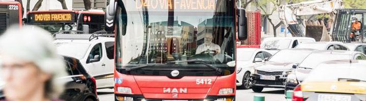 Barcelona implantará vehículos inteligentes para reducir los accidentes